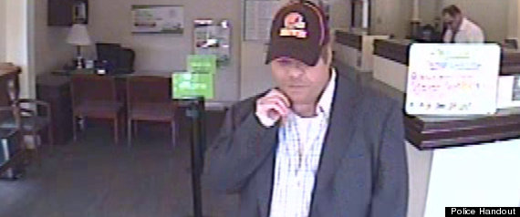 Bank Robber Ohio
