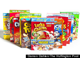 Taste Test: Do Kids Cereals Taste As Good As We Remember?