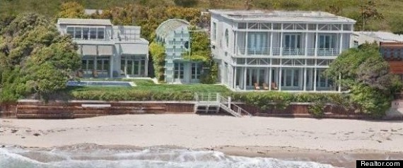 Larry Ellison Malibu