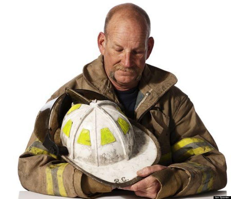 volunteer firefigher