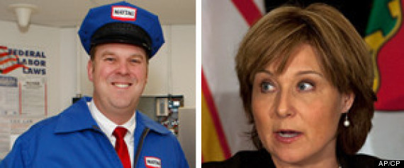 CHRISTY CLARK MAYTAG