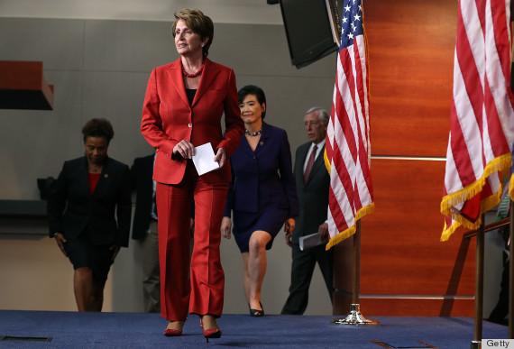 Nancy Pelosi's Short Haircut Is So Trendy (PHOTOS) | HuffPost
