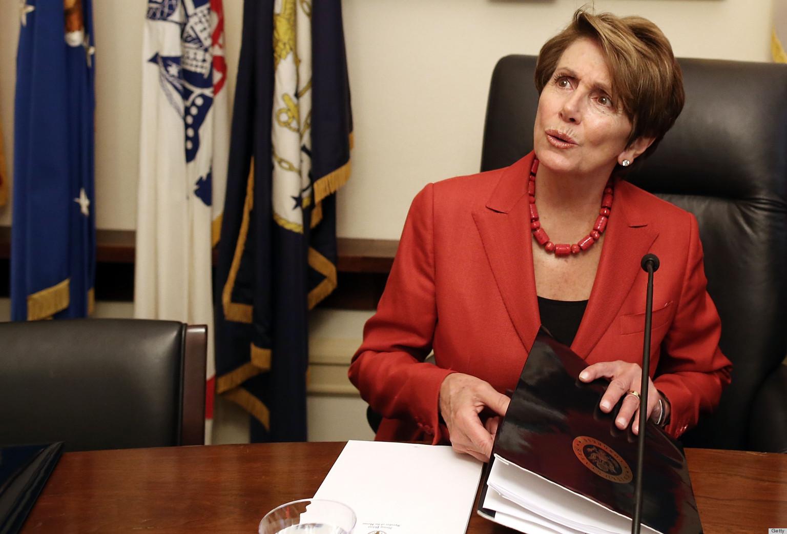 Nancy Pelosi Teenager Nancy Pelosi: What Are...