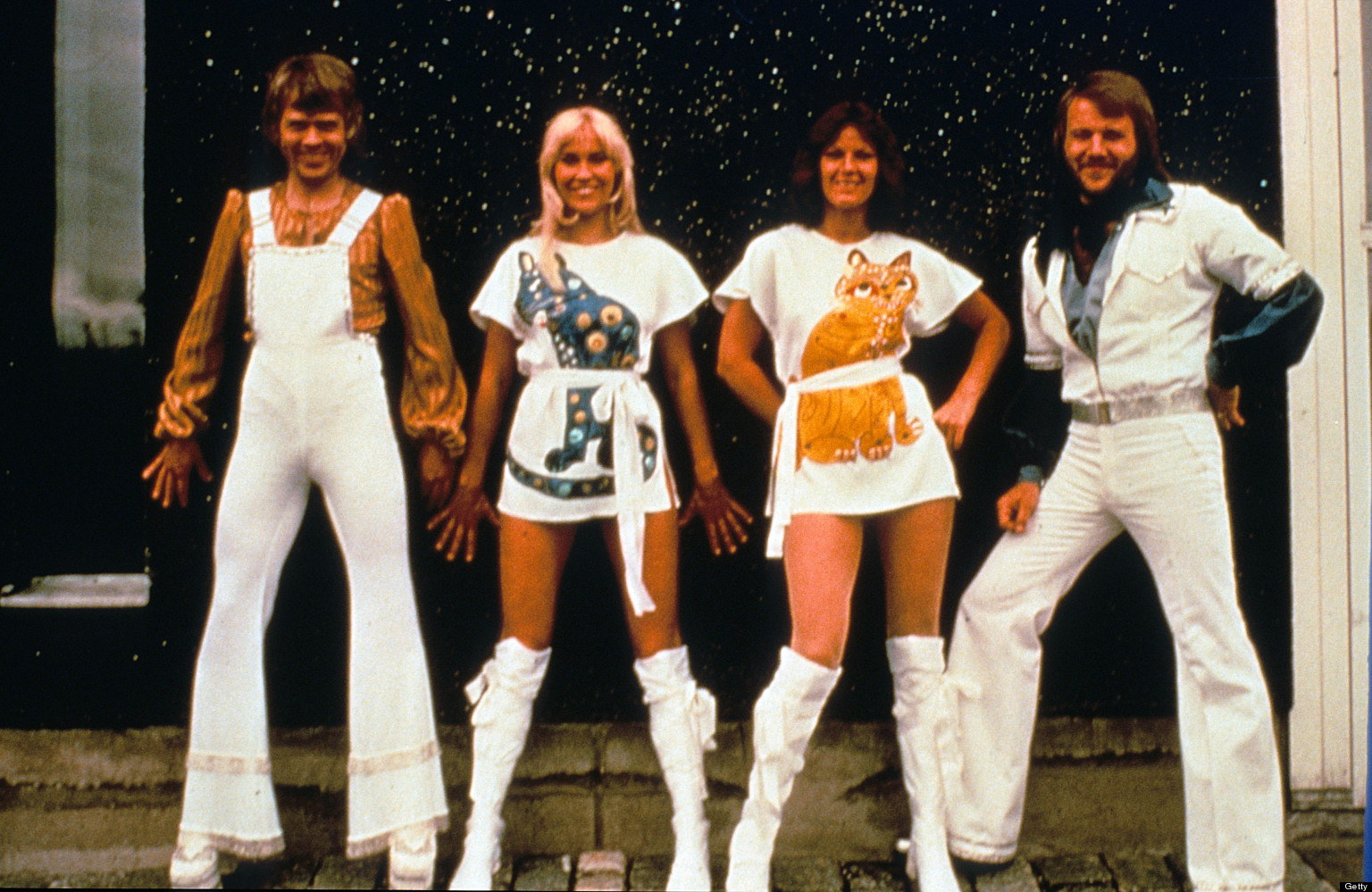 wednesday wallow as abba exhibition goes home to sweden. Black Bedroom Furniture Sets. Home Design Ideas