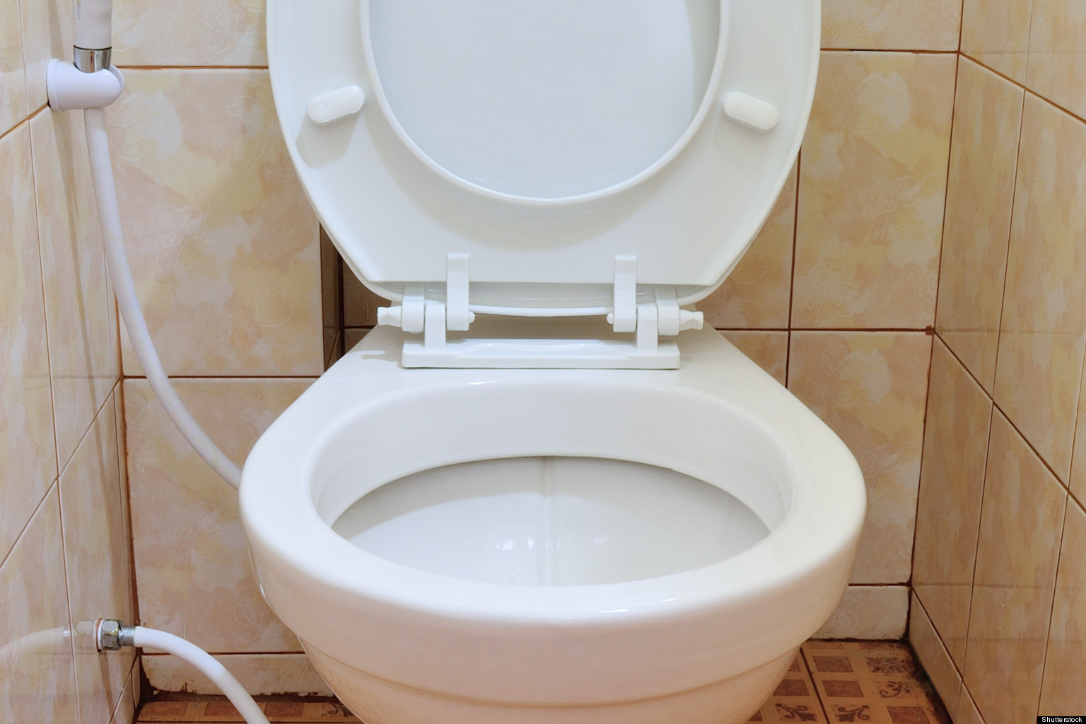 how to clear a stopped up toilet