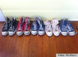 Are Used Converse A Foot Fetishist's Dream Or Just Cool Collectors' Items?
