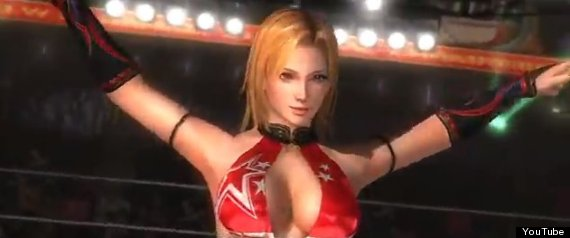 Dead Or Alive 5 Bigger Breasts Team Ninja