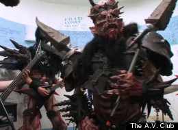 Gwar Kansas Cover Av Club