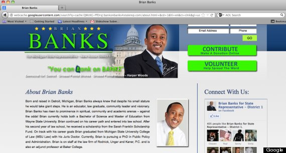 brian banks michigan state house 1