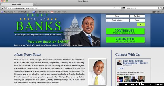 brian banks michigan state house 2