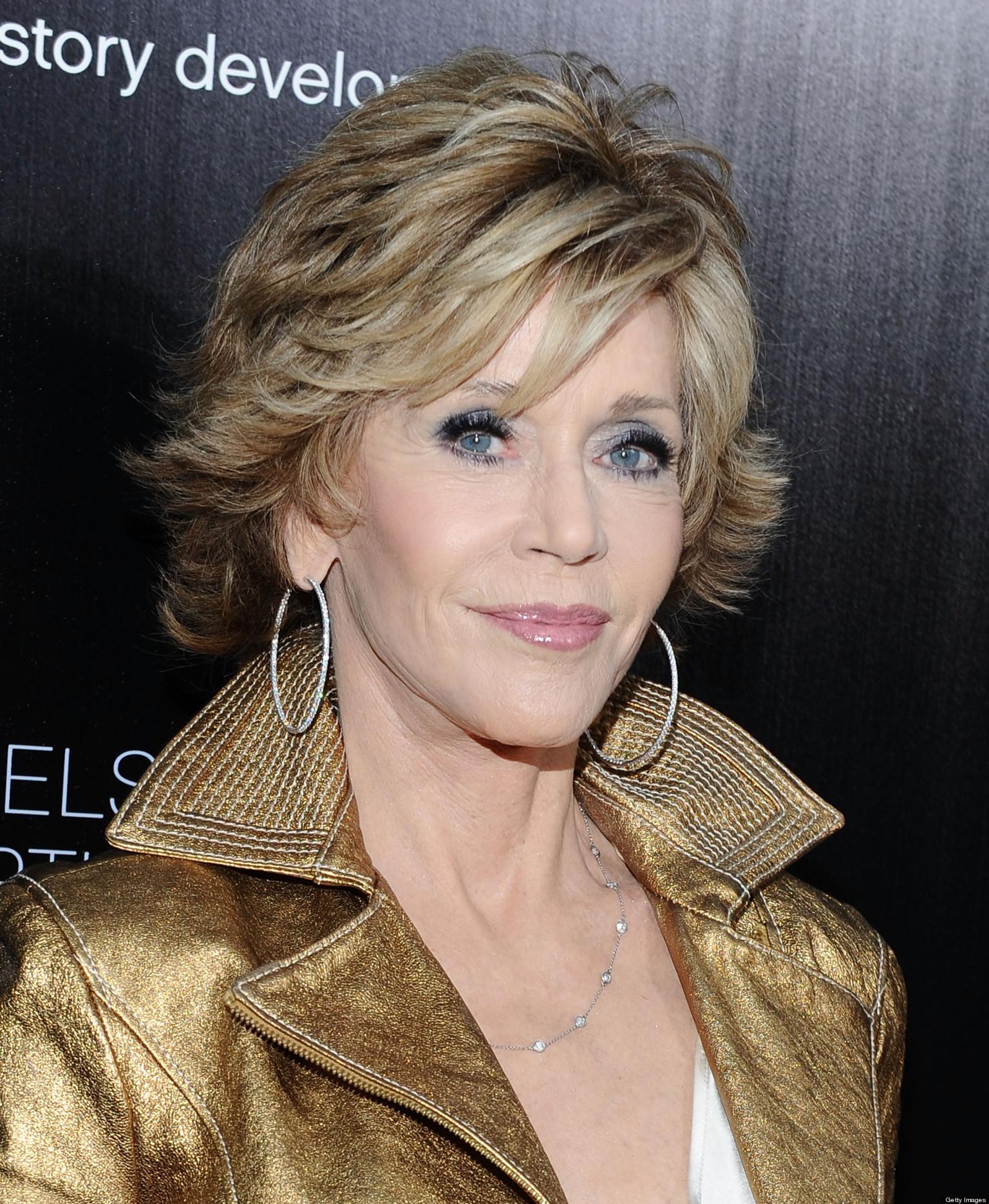 Jane Fonda Sells Hollywood House For   Million Photos