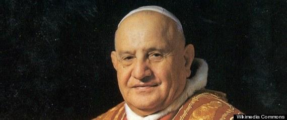 POPE JOHN PAUL XXIII SAINT