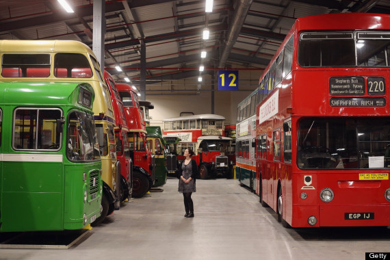 bus transport museum