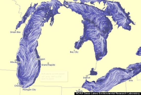 lakemichigancurrents