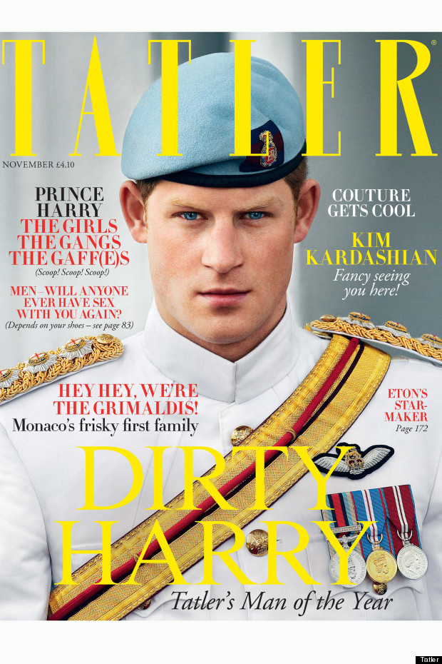 tatler prince harry