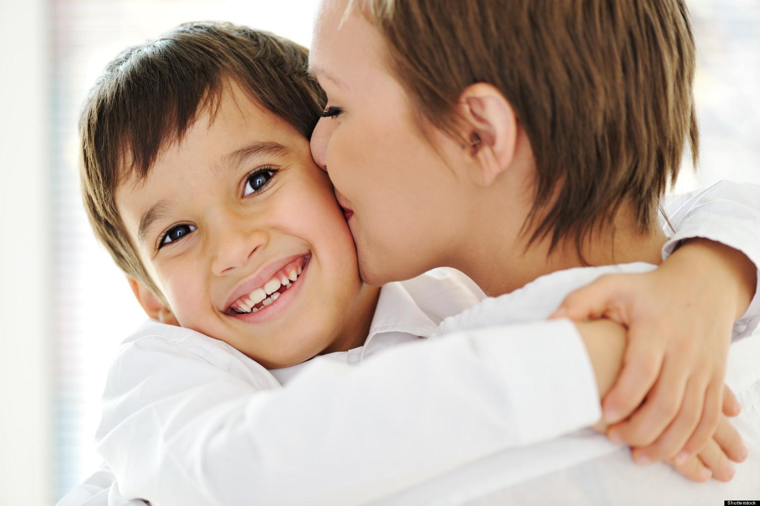 Фоторассказы мать и сын 7 фотография