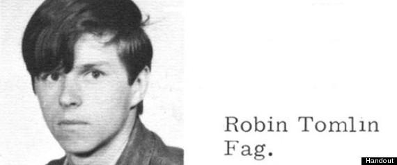 ROBIN TOMLIN