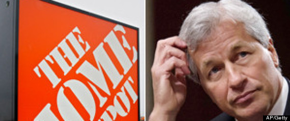 JAMIE DIMON HOME DEPOT