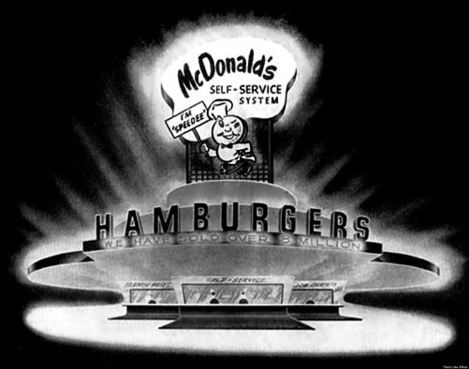 first mcdonalds 1940 - photo #15