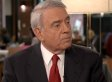 Dan Rather On Jim Lehrer's Debate Moderation: 'Not One Of His Better Nights' (VIDEO)