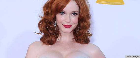 CHRISTINA HENDRICKS BODY