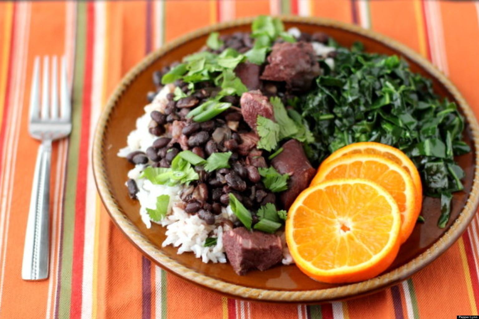 Latin american foods recipes