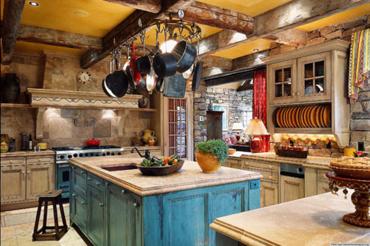 Update Kitchen Kitchen Update 7 Steps To Make It Look Like New For Less Huffpost