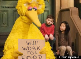 Romney Big Bird