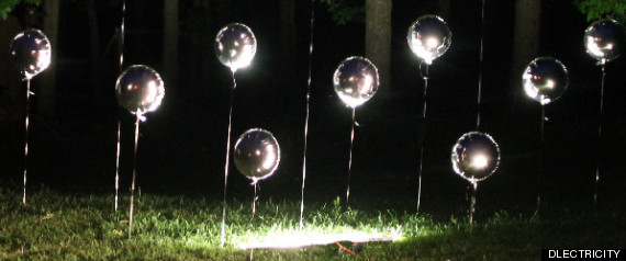 DLECTRICITY DETROIT FESTIVAL LIGHT ART
