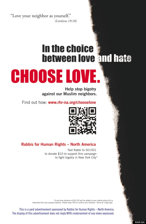 pro muslim subway ad