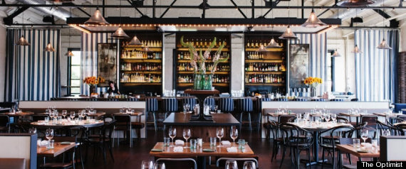 ESQUIRE BEST NEW RESTAURANTS 2012