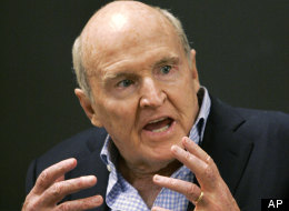 Jack Welch Jobs Numbers