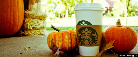 PUMPKIN SPICE LATTEE SHORTAGE STARBUCKS