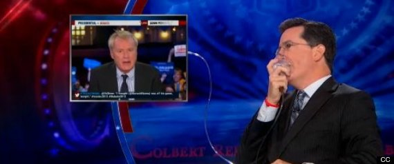 Stephen Colbert Chris Matthews