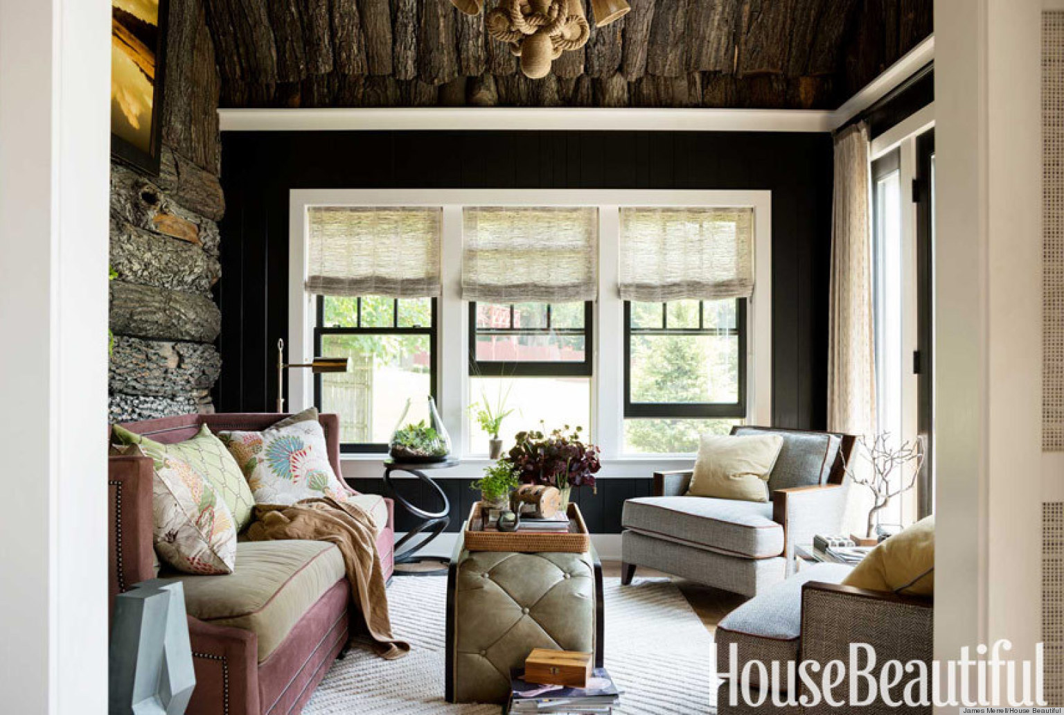 House Tour: Thom Filicia's Americana Home Featured In