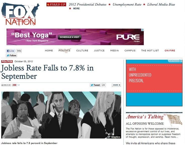 fox news jobs report