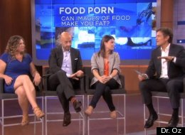 Dr. Oz Says Food Porn Is Making Us Fat -- We're Not Buying It