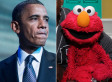 Obama: 'Elmo, You Better Make A Run For It!' (VIDEO)