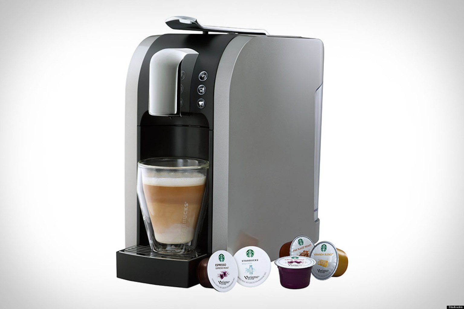 Starbucks Verismo Review: The New Home-Brew Coffee Machine HuffPost