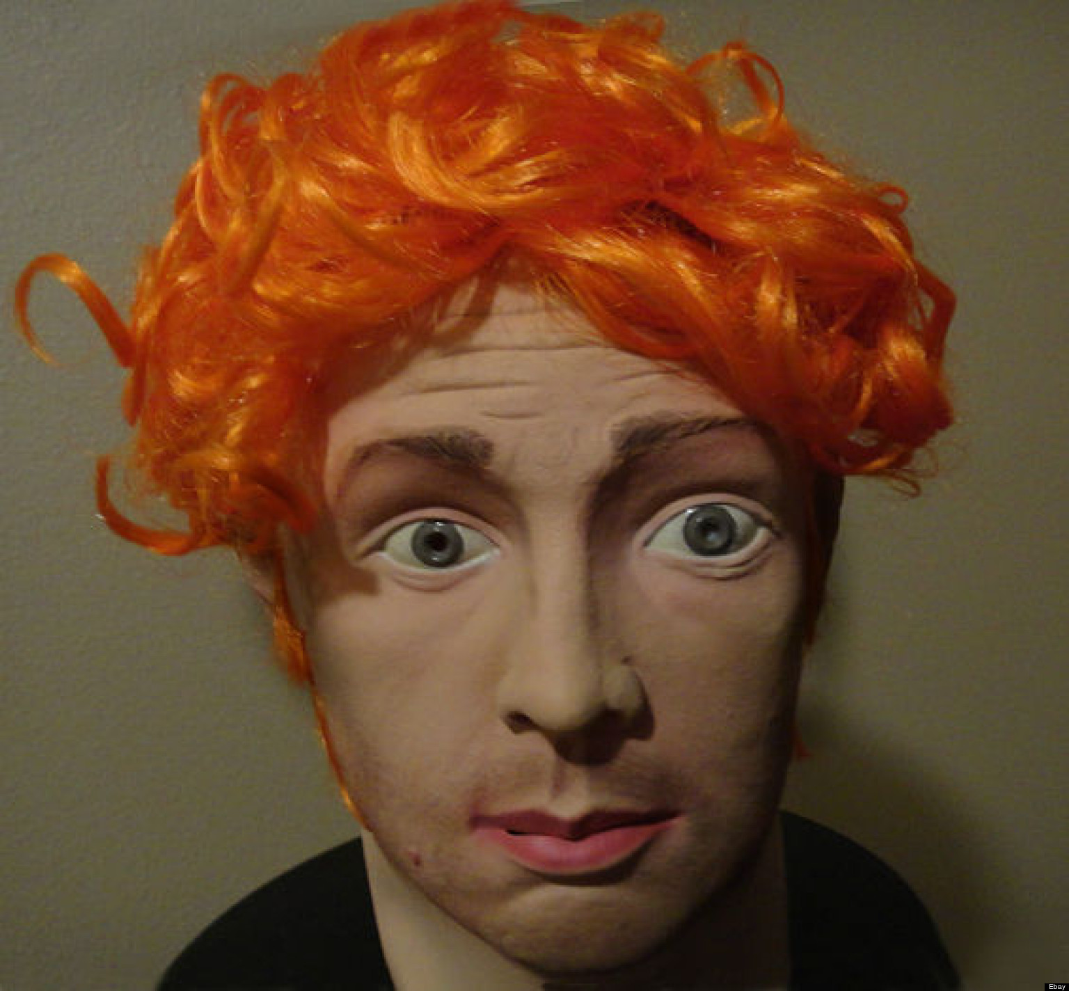 James Holmes Halloween Mask Listed On eBay For $500 (PHOTOS ...