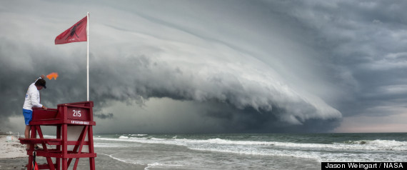 ORMOND SHELF JASON WEINGART NASA PHOTO CONTEST
