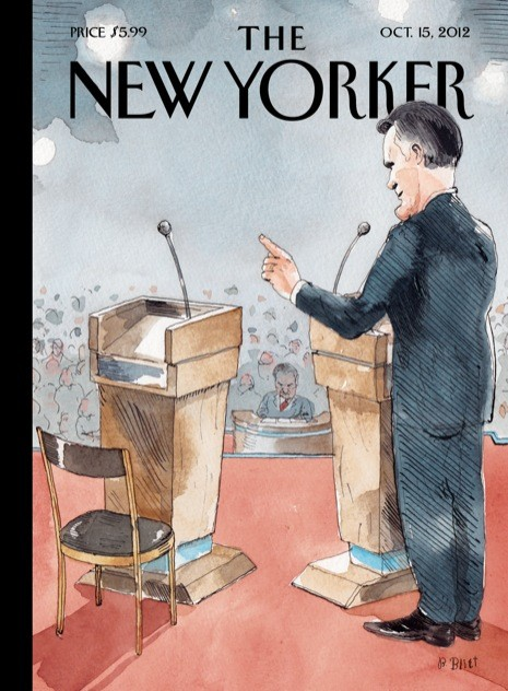 new yorker debate cover