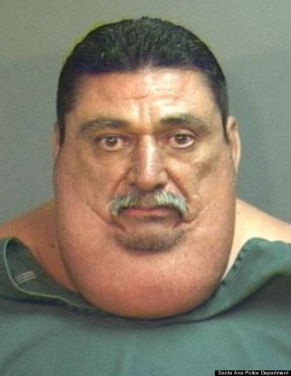 Victor Joseph Espinoza, 425-Pound Gang Member, Allegedly Tried To ...