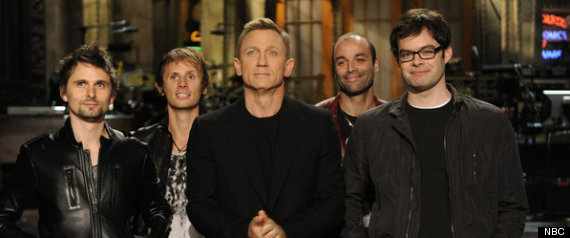 MUSE SATURDAY NIGHT LIVE