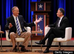 WATCH: That Jon Stewart/Bill O'Reilly Debate In Full