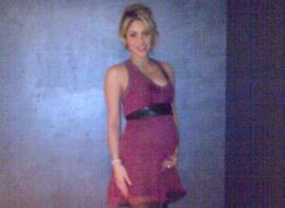 Shakira Enceinte Photo Six Mois