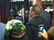 Jay-Z Rides Subway To Final Show At Barclays Center (PHOTOS)