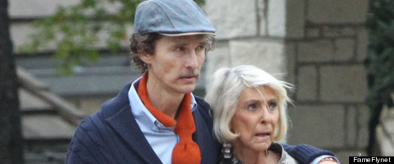 Matthew McConaughey To Play Mark Hanna In TWOWS In The