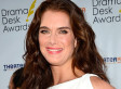 Brooke Shields Without Makeup: The Actress Steps Out Bare-Faced (PHOTO)