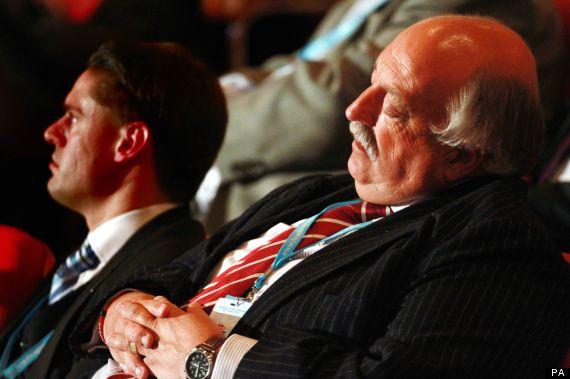 sleeping delegate